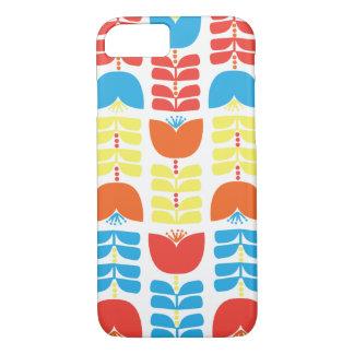 Scandinavian flowers Case-Mate iPhone case