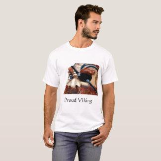Scandinavian Viking - Proud Viking T-Shirt