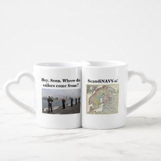 ScandiNavy-a Pun Mug