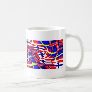 Scandinavy Wavy Coffee Mug