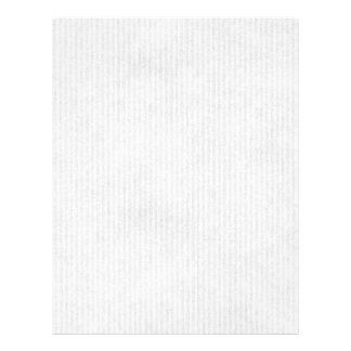 Scanned Detailed Kraft Paper Texture White Flyer