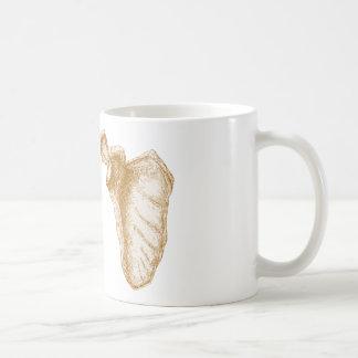 Scapula Sepia Coffee Mug