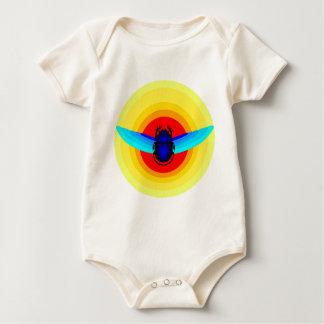 Scarab Baby Bodysuit