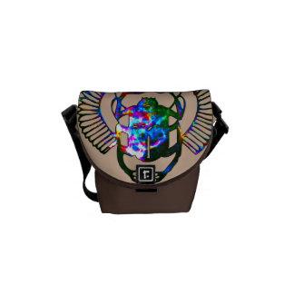 Scarab Dreaming Messenger Bag
