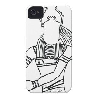 Scarab Pharaoh 1 Case-Mate iPhone 4 Case