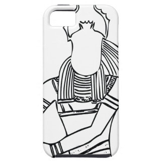 Scarab Pharaoh 1 iPhone 5 Cover