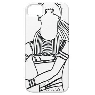 Scarab Pharaoh 1 iPhone 5 Cover