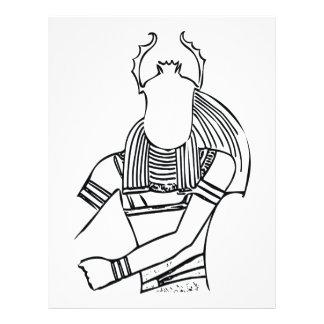 Scarab Pharaoh 1 Letterhead