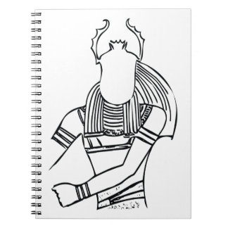 Scarab Pharaoh 1 Notebook