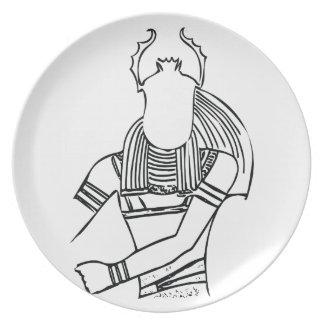 Scarab Pharaoh 1 Plate