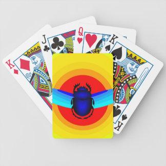 Scarab Poker Deck