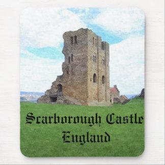 Scarborough Castle England mousemat Mouse Pad