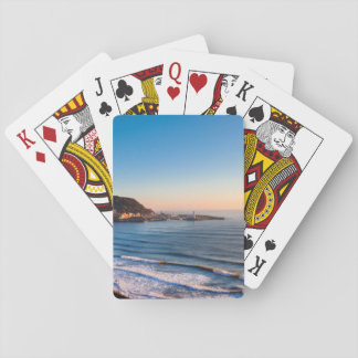 Scarborough Coastline Playing Cards