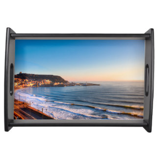 Scarborough Coastline Serving Tray