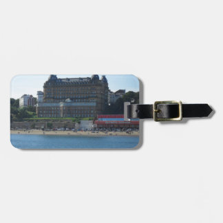 Scarborough Grand hotel Luggage Tag