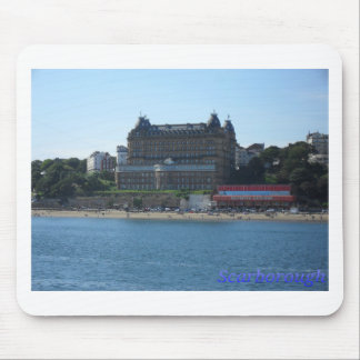 Scarborough Grand hotel Mouse Pad