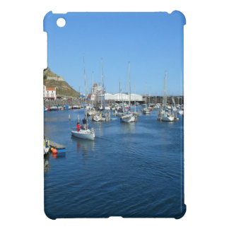 Scarborough harbour iPad mini cover