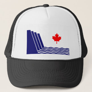 Scarborough, Ontario flag Trucker Hat
