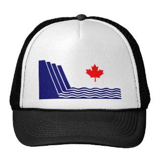 Scarborough Ontario flag Trucker Hat