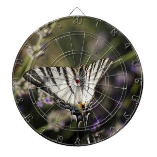 Scarce Swallowtail (Iphiclides podalirius) Dartboards