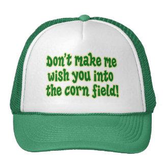 Scare 'em trucker hat