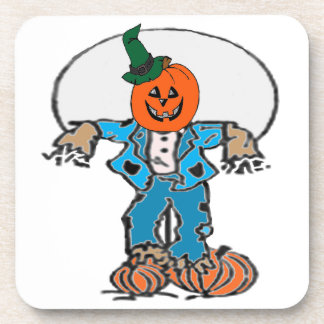 Scarecrow 1 coasters