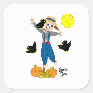 Scarecrow 1 Sticker