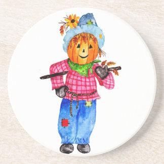 Scarecrow Coaster
