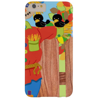 scarecrow fence scene i barely there iPhone 6 plus case
