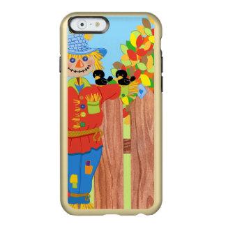 scarecrow fence scene i incipio feather® shine iPhone 6 case