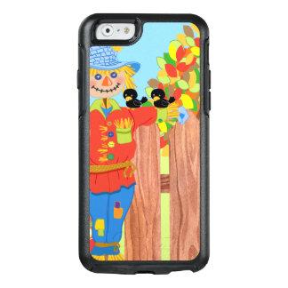 scarecrow fence scene i OtterBox iPhone 6/6s case
