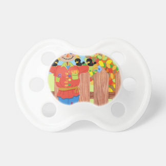 scarecrow fence scene i pacifier
