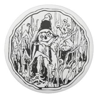 Scarecrow in the Corn Eraser
