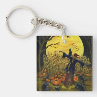 Scarecrow key chain
