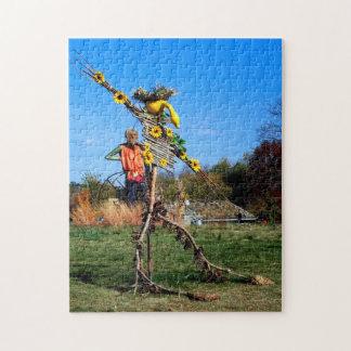 Scarecrow  Minnesota Jigsaw Puzzle
