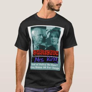 Scarecrow & Mrs. King T-Shirt