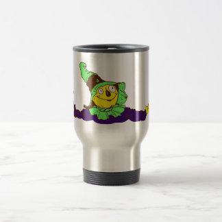 Scarecrow scarecrow travel mug