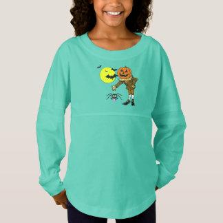 Scarecrow & Spider Girls' Spirit Jersey Shirt