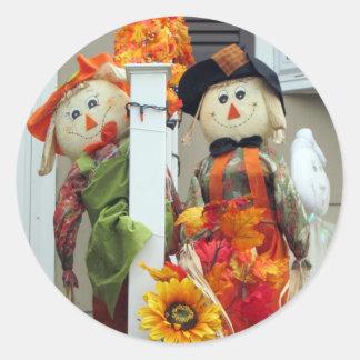 Scarecrow Stickers