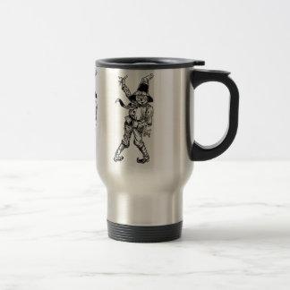 Scarecrow Waving Travel Mug