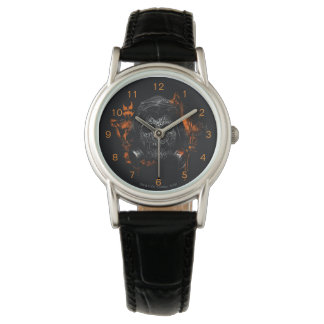Scarecrow - Welcome To Gotham City Watches
