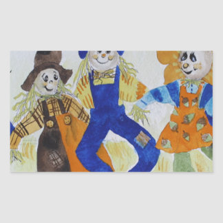 Scarecrows Dancing