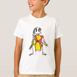 Scarecrows Drawing T-Shirt