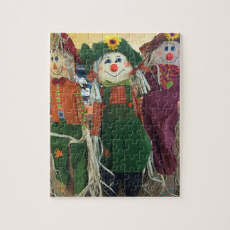 Scarecrows Jigsaw Puzzle