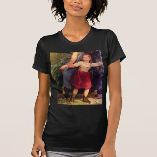 scared little girl T-Shirt