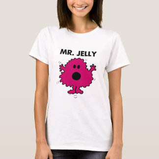 Scared & Nervous Mr. Jelly T-Shirt