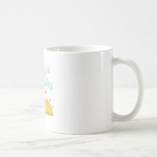 Scared Of Needles Basic White Mug