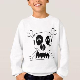 Scared Skull Sweatshirt