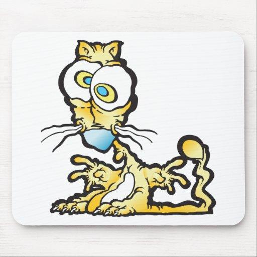 scaredee_cat mousepad