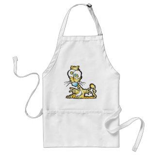 scaredee_cat standard apron